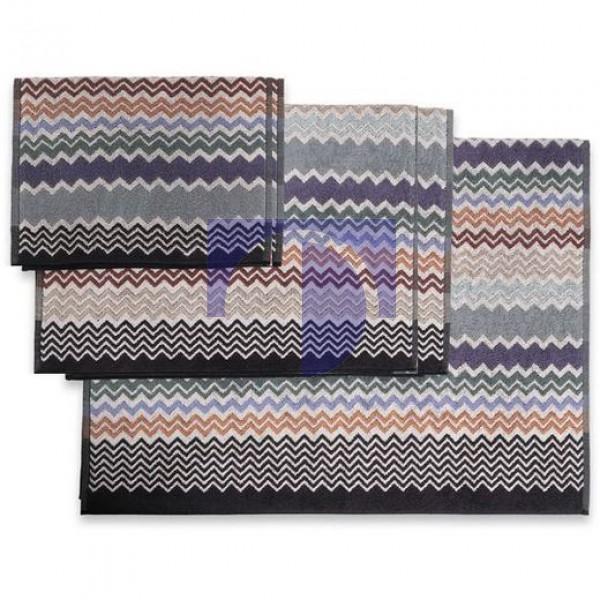 Rufus color 165 Набор из 5 полотенец, 40x70, 60х100, 80х160 Missoni Home