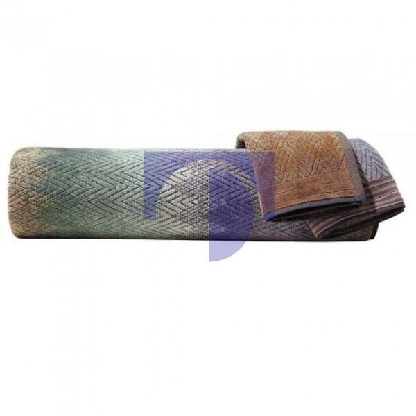 Yaco color 165 Набор полотенец 40x70 и 70х115 Missoni Home