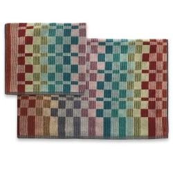 Yassine color 159 Набор полотенец 40x70 и 70х115 Missoni Home