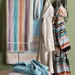 Yosef color 159 Набор полотенец 40x70 и 70х115 Missoni Home