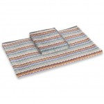Yvar color 165 Набор полотенец 40x70 и 70х115 Missoni Home