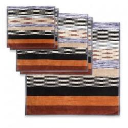 Ywan color 165 Набор из 5 полотенец 40x70, 60х100, 80х160 Missoni Home