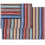 Adam color 159 Набор из 5 полотенец 40x70, 70х115, 100х150 Missoni Home