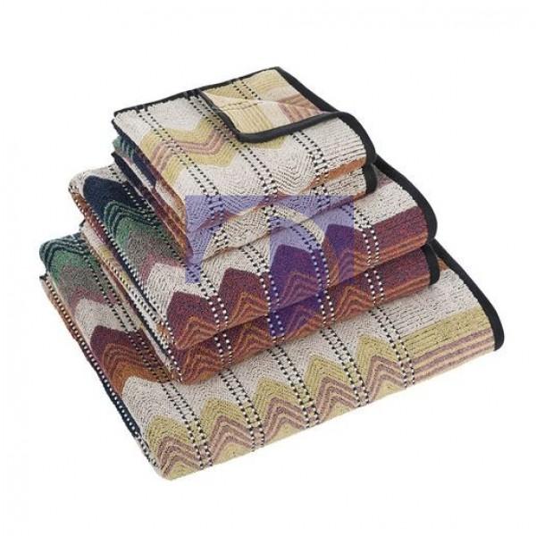 Travis color 100 Набор из 5 полотенец 40x70, 70х115, 100х150 Missoni Home