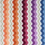 Vasilij color 100 Набор из 5 полотенец 40x70, 70х115, 100х150 Missoni Home