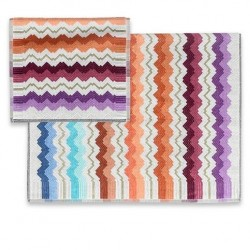 Vasilij color 100 Набор полотенец 40x70 и 70х115 Missoni Home