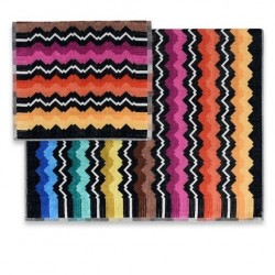 Акция! Vasilij color 160 Набор полотенец 40x70 и 70х115 Missoni Home