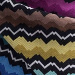 Vasilij color 160 Набор полотенец 40x70 и 70х115 Missoni Home