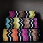 Vasilij color 160 Полотенце для рук 40x70, 6 шт. Missoni Home