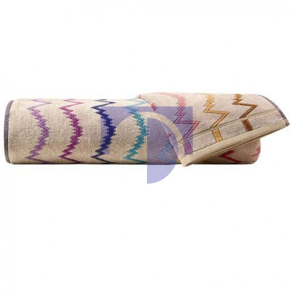 Vera color 100 Набор полотенец 40x70 и 70х115 Missoni Home