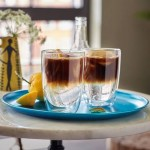 Набор посуды для латте макиато из 3 предметов Coffee Passion Villeroy & Boch