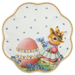 Тарелка года 22 см Annual Easter Edition 2020 Villeroy & Boch