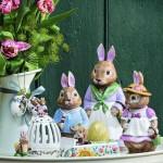 Декоративная фигурка Крольчиха Анна 22 см Bunny Tales Villeroy & Boch