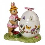 Емкость для хранения Крольчиха Анна 11x6,5x10 см Bunny Tales Villeroy & Boch