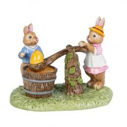 Декоративная фигурка Крашение яйца 13,5х9х10,5 см Bunny Tales Villeroy & Boch