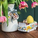 Декоративная фигурка Автобус 14х7,5х10,5 см Bunny Tales Villeroy & Boch