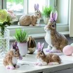 Фигурка Пасхальный кролик 9х5,5х10 cм Easter Bunnies Villeroy & Boch