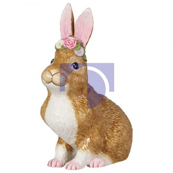 Фигурка Пасхальный кролик 14х9х19 cм Easter Bunnies Villeroy & Boch