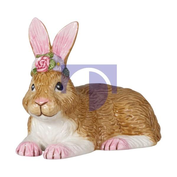 Фигурка Пасхальный кролик 11,5х6,5х8,5 cм Easter Bunnies  Villeroy & Boch
