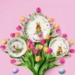 Блюдо пасхальное Крольчиха Анна 16 см Spring Fantasy Villeroy & Boch