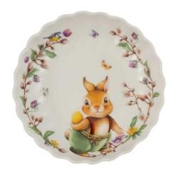 Блюдо пасхальне Кролик Пауль 16 см Spring Fantasy Villeroy & Boch