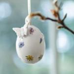 Подвеска Яйцо с бабочками 7,5 см Spring Fantasy Villeroy & Boch
