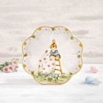 Тарелка года 22 см Annual Easter Edition 2021 Villeroy & Boch