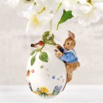 Яйцо года 7,8 см  Annual Easter Edition 2021  Villeroy & Boch