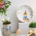 Блюдо пасхальное Кролик Макс 24 см Spring Fantasy  Villeroy & Boch