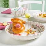 Блюдо пасхальне Кролиця Анна 24 см Spring Fantasy Villeroy & Boch