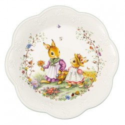 Блюдо пасхальное Цветочный луг 30 см Spring Fantasy Villeroy & Boch