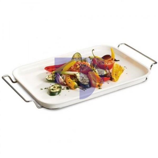 Блюдо сервировочное с подставкой 42x22 см Clever Cooking Villeroy & Boch