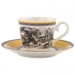 Блюдце для чашки для эспрессо 14 см Audun Ferme Villeroy & Boch