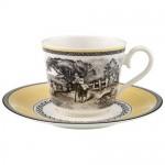 Чашка для завтрака 0,35 л Audun Ferme Villeroy & Boch