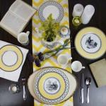 Тарелка для завтрака 22 см Audun Fleur Villeroy & Boch