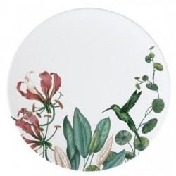 Тарелка столовая 27 см белая Avarua Villeroy & Boch
