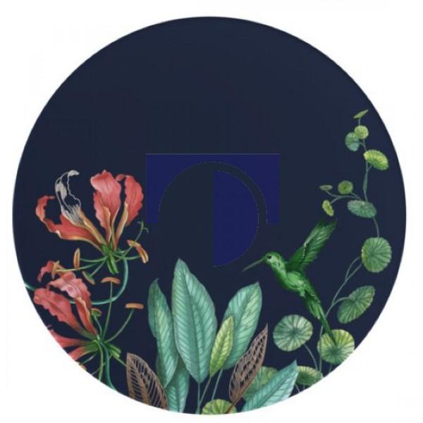 Тарелка столовая 27 см синяя Avarua Villeroy & Boch