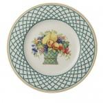 Тарелка для завтрака 21 см Basket Garden Villeroy & Boch