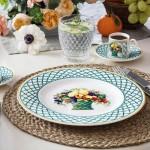 Тарелка столовая 27 см Basket Garden Villeroy & Boch