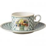 Блюдце к чайной чашке 16 см Basket Garden Villeroy & Boch