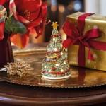 Подсвечник для чайной свечи Елка 16 см Christmas Toys Villeroy & Boch