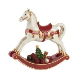Фигурка Лошадь-качалка 32 см Christmas Toys Villeroy & Boch