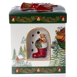 Музыкальная шкатулка - подсвечник для чайной свечи 20 см Christmas Toys Villeroy & Boch