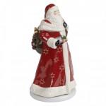Музыкальная фигурка Санта вращается 34 см Christmas Toys Memory Villeroy & Boch