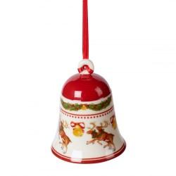 Подвеска колокольчик Олени 7 см My Christmas Tree Villeroy & Boch