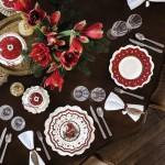 Суповая тарелка красная 26 см Toy's Delight Villeroy & Boch