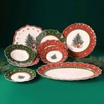 Суповая тарелка зеленая 26 см Toy's Delight Villeroy & Boch