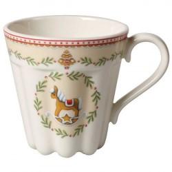 Чашка для выпечки кекса, мотив Лошадка 0,38 л Winter Bakery Delight Villeroy & Boch