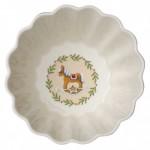 Пиала в форме кекса, мотив Лошадка 7x5 см, 0,63 л Winter Bakery Delight Villeroy & Boch