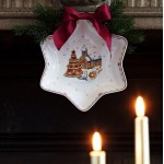 Блюдо в форме звезды 24,5 см Winter Bakery Delight Villeroy & Boch